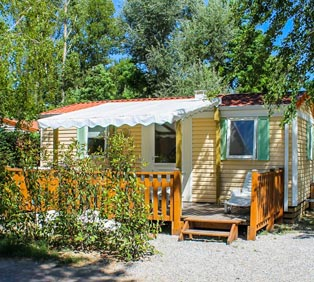 mobil-home eco provence